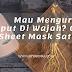 Mau Mengurangi Keriput Di Wajah? Coba Sheet Mask Celebon Satu Ini