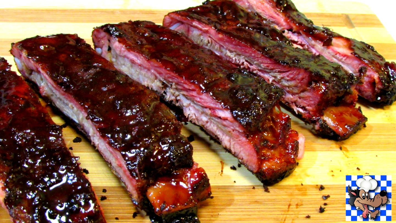 ... Chinese BBQ Ribs - Five Spice Pork Spare Ribs with Hoisin Honey Glaze