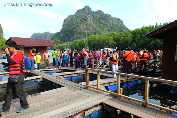 Fish Farm @ Kelong Ikan