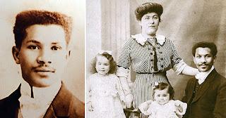 Joseph Laroche, Only Black passenger on Titanic