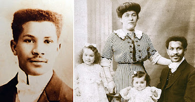 Joseph Laroche, Only Black passenger on Titanic