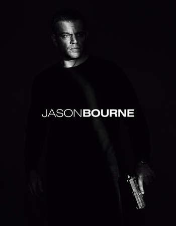 Poster Of Jason Bourne 2016 English 700MB Cam x264 Free Download Watch Online Worldfree4u