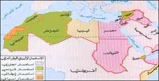 تحضير درس السياسة الاستعمارية في افريقيا واسيا للسنة الثانية ثانوي في التاريخ والجغرافيا الفصل الاول