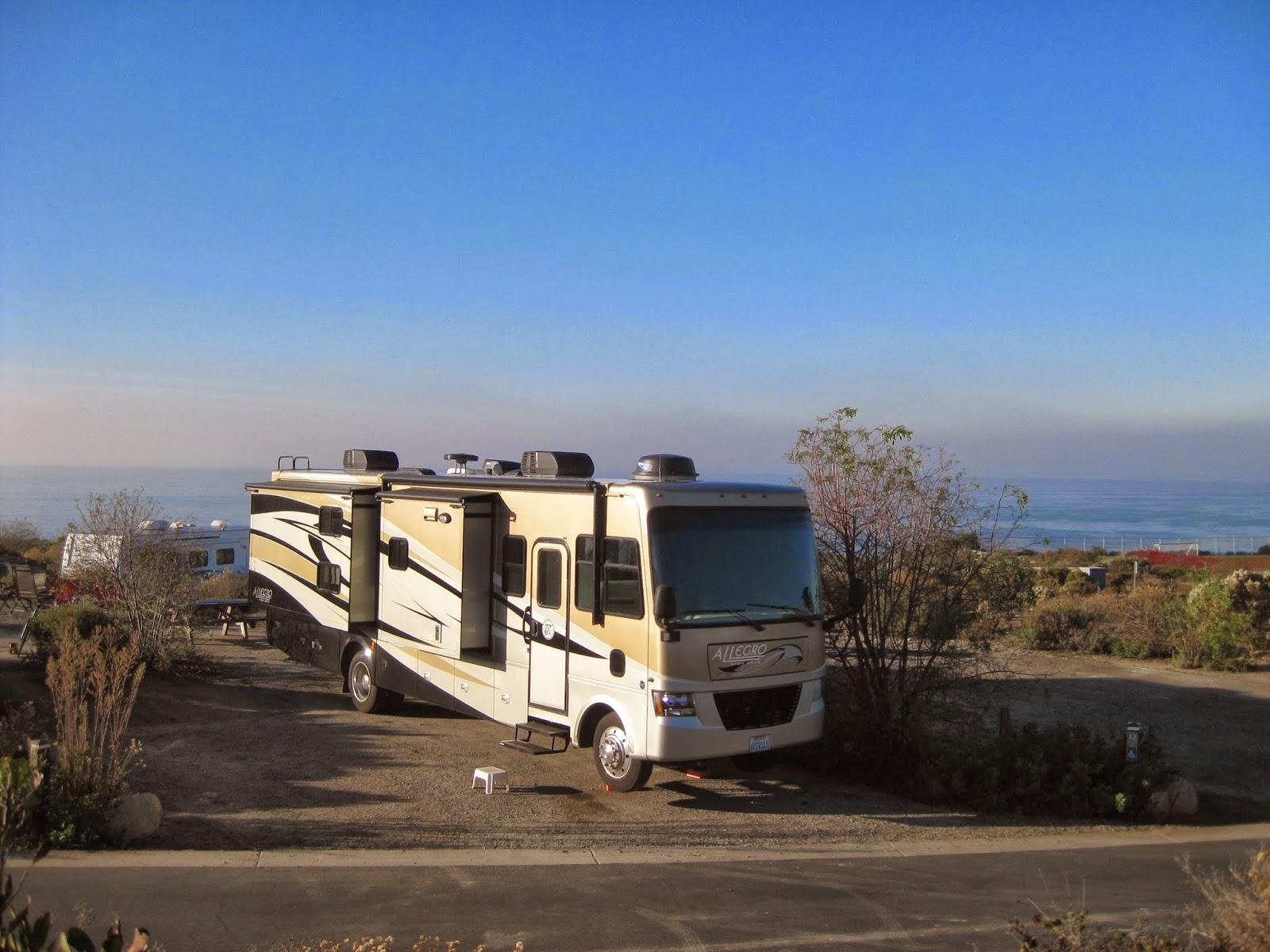 Rv hookups california state parks