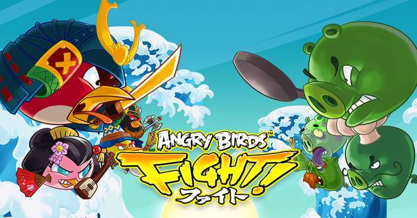 Angry Birds Fight v2.3.0 Full Apk
