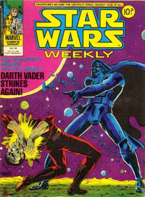 Star Wars Weekly #46, Darth Vader