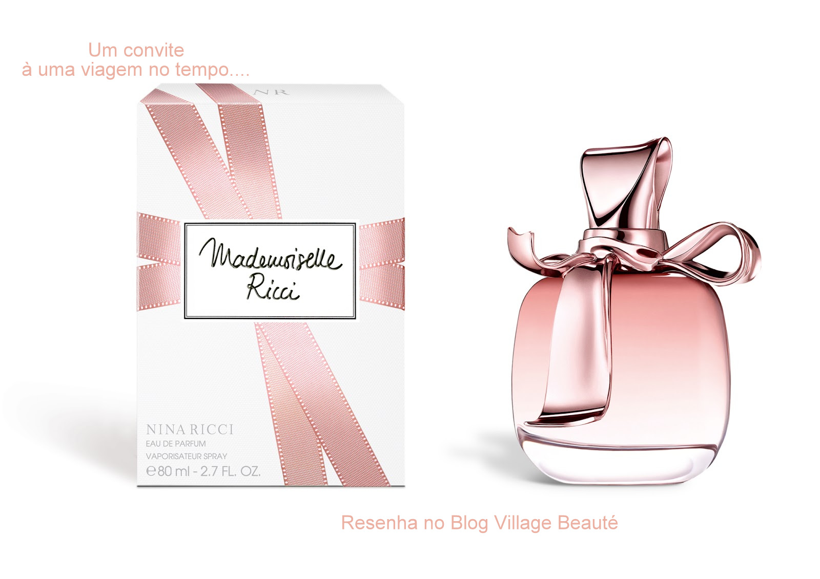 MADEMOISELLE RICCI - REVIEW