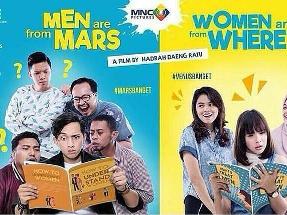 Film Mars Met Venus (Part Cowo) - Paling 'Kena' Dari MNC Pictures