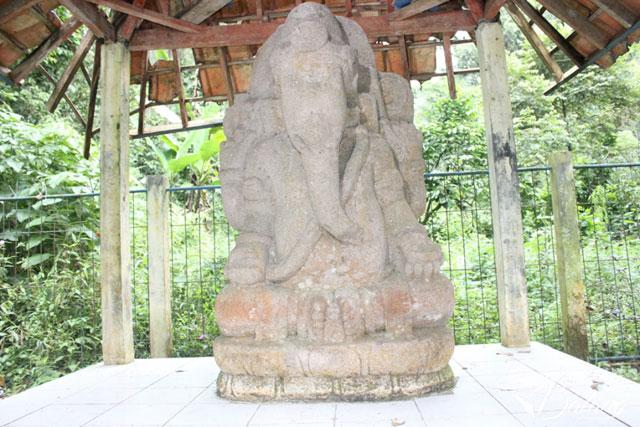 Situs Sejarah Patung Ganesa