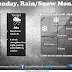 Monday Weather Outlook