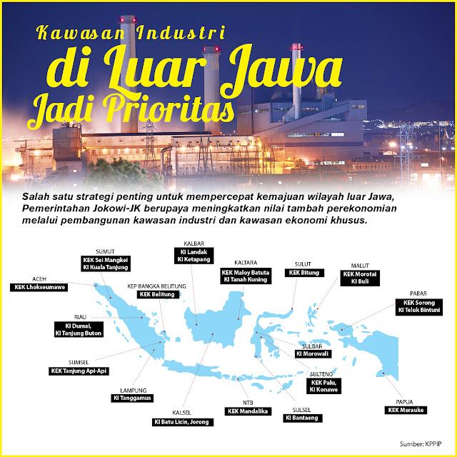 Infrastutur Menyatukan Indonesia