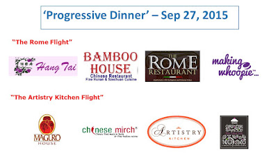 Franklin Downtown Partnership's Progressive Dinner - Sep 27