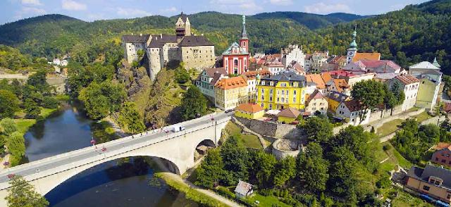 Clima e temperatura | República Checa