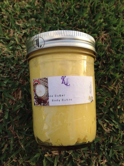 Kyrisee's Essentials Shea Butter Body Butter - www.modenmakeup.com