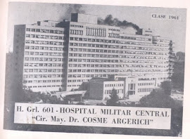 "HOSPITAL MILITAR CENTRAL-HOSPITAL GENERAL 601 ""CIRUJANO MAYOR DOCTOR COSME ARGERICH"""