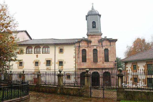 Convento e Iglesia de Santa Clara de Guernica