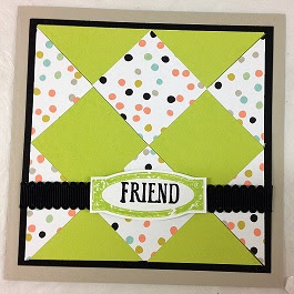 Lemon Lime Twist In Color card stock zena kennedy australia