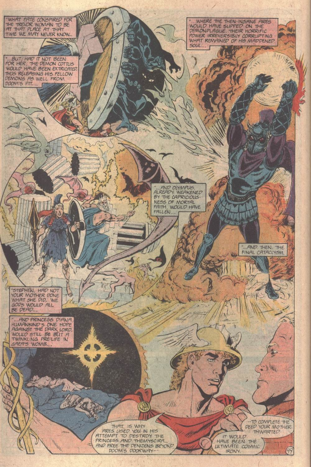 Read online Wonder Woman (1987) comic -  Issue # Annual 2 - 50