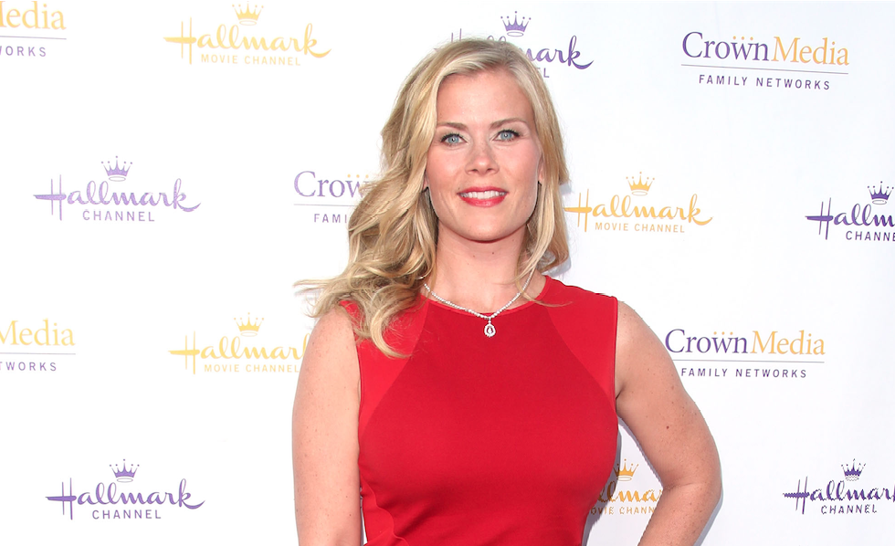 Days of Our Lives\' Alison Sweeney\'s First Airdate! | Soap Opera News