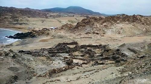 Complejo Arqueológico Quebrada de la Waca o Puerto Inka