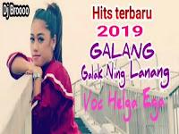 Lirik Lagu Helga Ega - GALANG (Galak Ning Lanang)