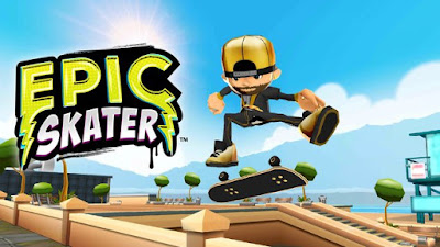 Epic Skater Mod Apk Terbaru v2.0.12 (Unlimited Coin)