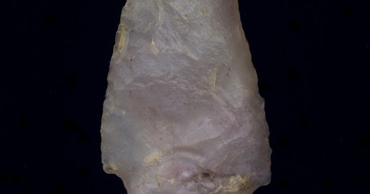 Big Sandy Point, Archaic,Pulaski Flint, Estill Co., KY