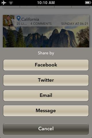 Yonder iPhone App Review - YouTube |Yonder App