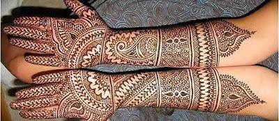 latest bridal mehndi designs 2017 for hands for full hands (4)