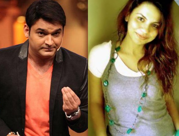 Preeti wished Kapil