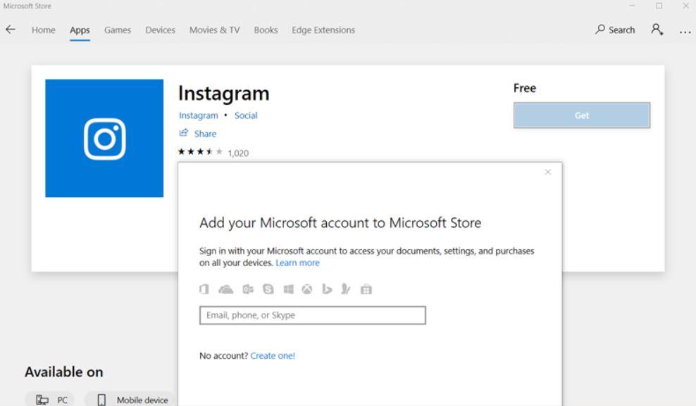تحميل-التطبيقات-من-Microsoft-Store
