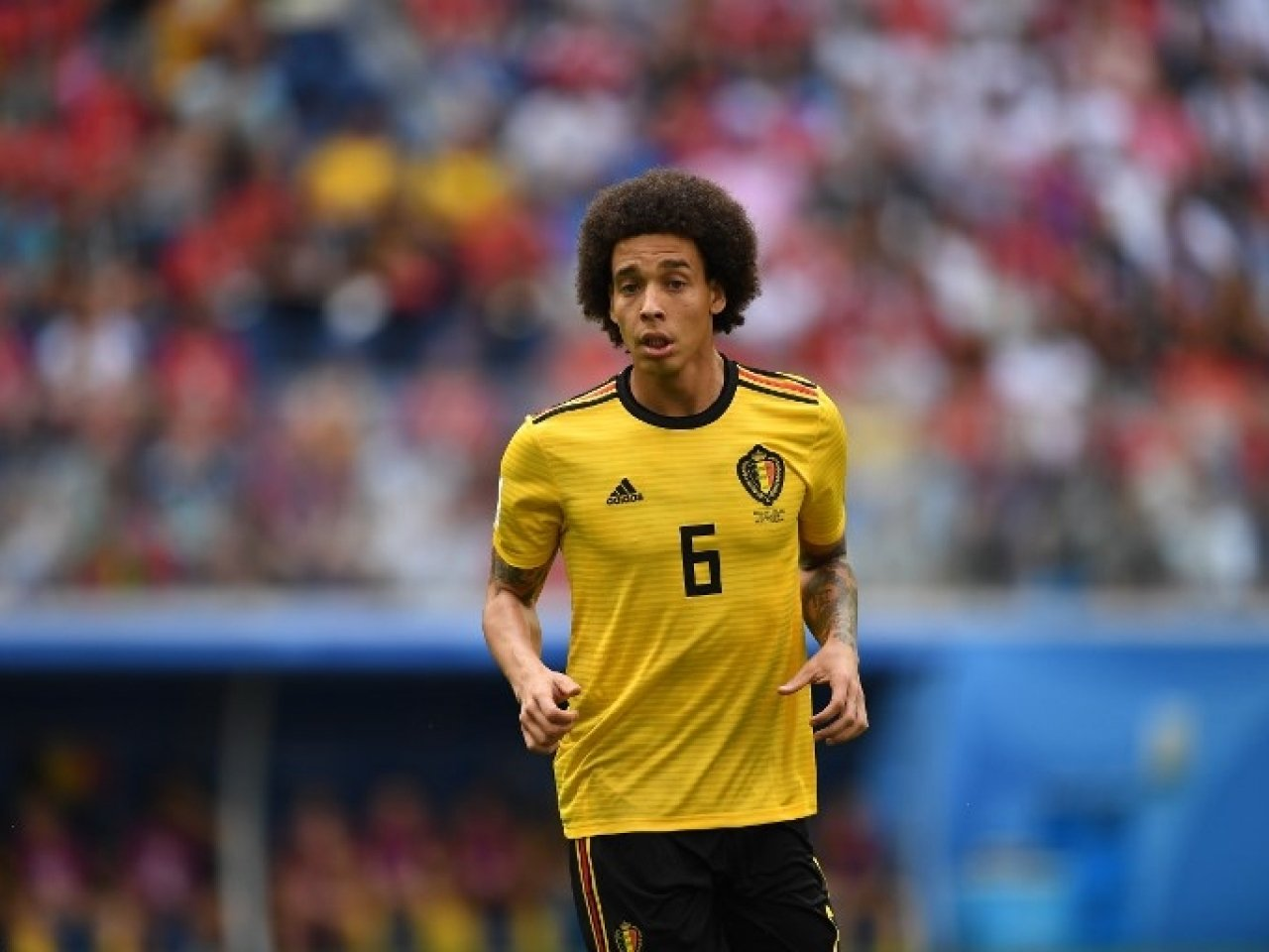Facebook Dortmund Transfer Why Witsel Turned Down Man United To Join Dortmund
