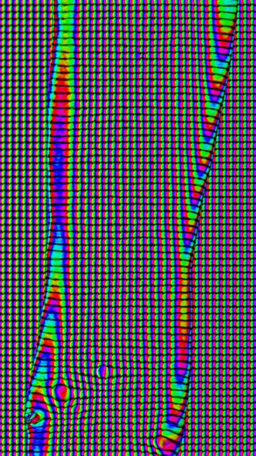 pixel distortion wallpaper