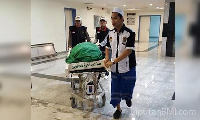 Lantaran Mengalami Sakit Lambung, Jamaah Umroh Asal Pontianak Ini Meninggal Di Mekkah