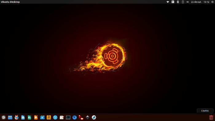 instalação temas icones e wallpapers para ubuntu linux