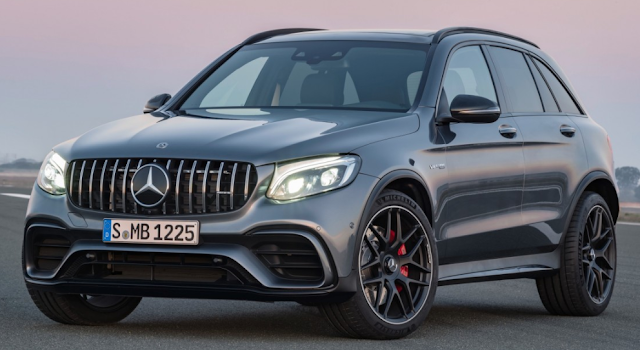 2018 Mercedes-AMG GLC 63 SUV, GLC 63 Coupe and GLC 63 S Coupe Revealed