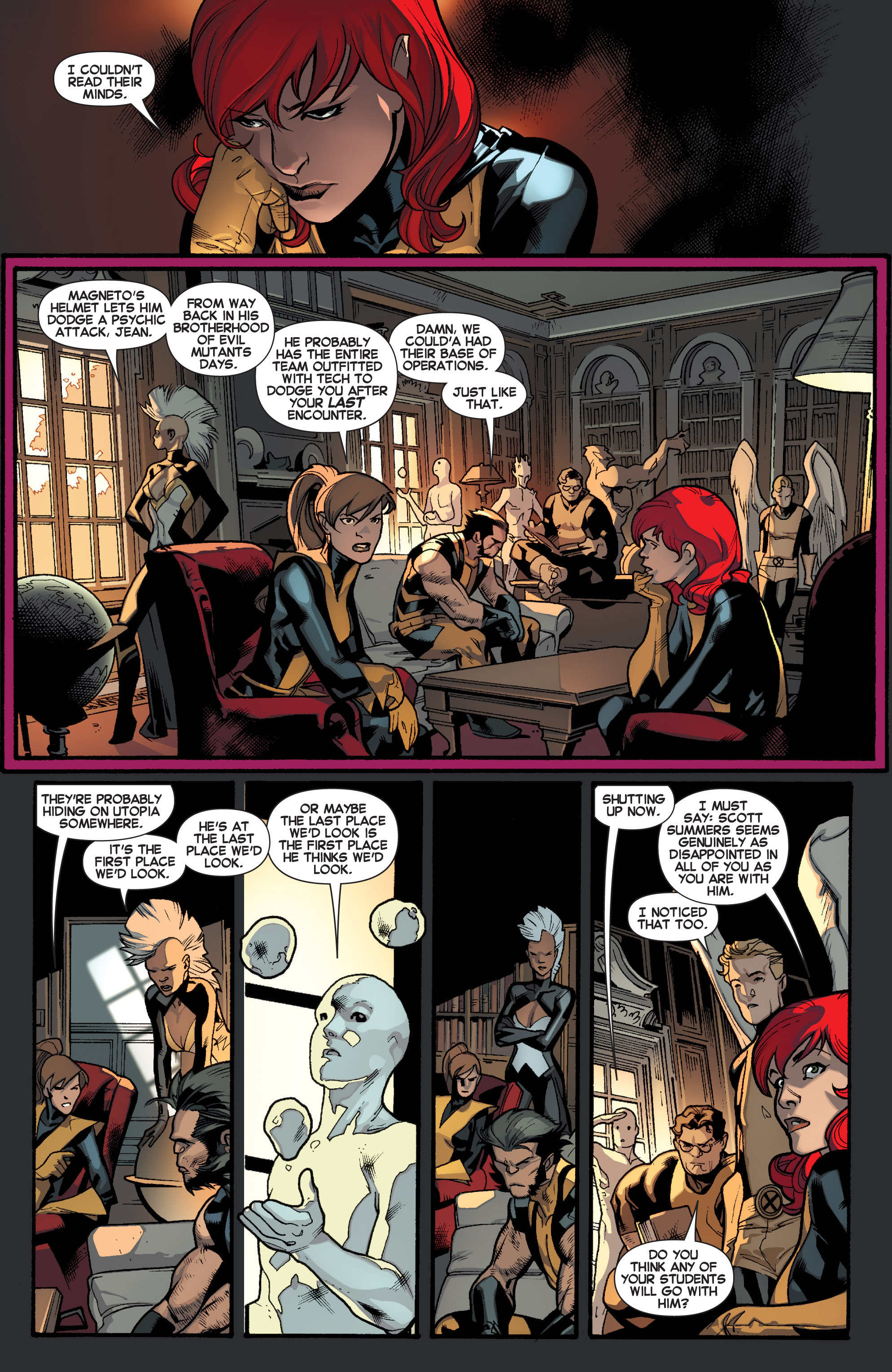 Read online All-New X-Men (2013) comic -  Issue # _Special - Here To Stay - 103
