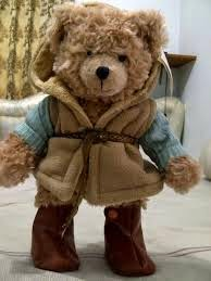 Gambar boneka teddy bear lucu dan keren