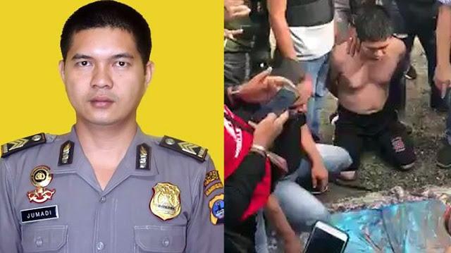 Video Detik-detik Penangkapan Brigadir Jumadi, Pengawal yang Rampok Uang Bank Mandiri Rp 10 Miliar