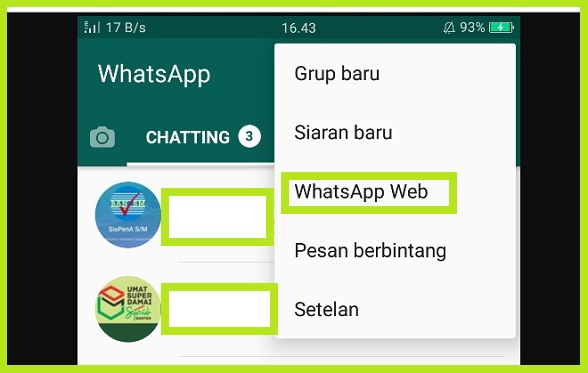 Cara Login WhatsApp Web Tanpa Scan Barcode Hp 3