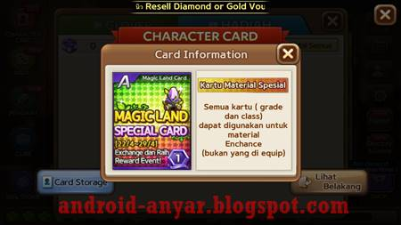 Update Get Rich Rilis Peta Magic Land gratis 50000 Gold