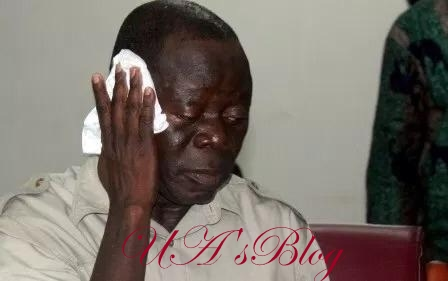 2019: Oshiomhole an undertaker sent by PDP to destroy our party – APC Chairman, Adebiyi