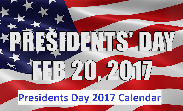 100 Printable Presidents Day 2018 Dates With 2018