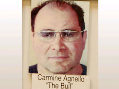 Carmine Agnello is charged with running a $3 million scrap metal scam out of his Cleveland auto body and salvage yard.