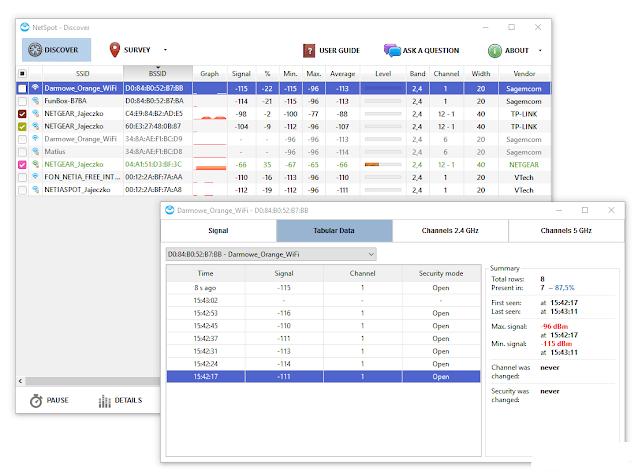 تحميل, احدث, اصدار, لبرنامج, نت, سبوت, NetSpot, للكمبيوتر, مجانا