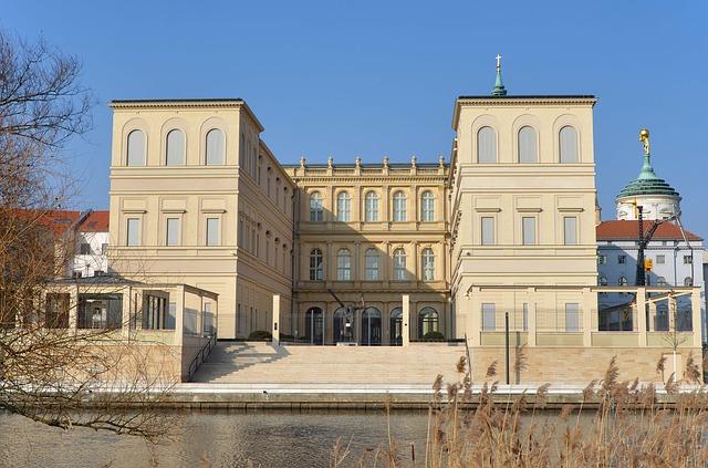 Novidades em Berlim em 2017: Barberini Museum em Potsdam