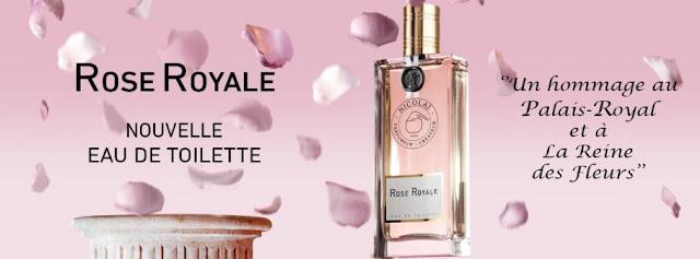 Nicolai Rose Royale - reklama