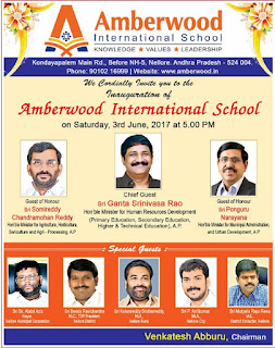 Amberwood International School nellore