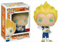 Funko Pop! Super Saiyan Vegeta