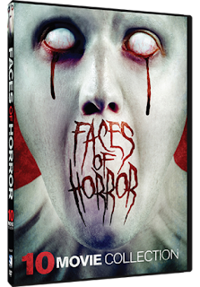 DVD Review - Faces Of Horror: 10 Movie Collection